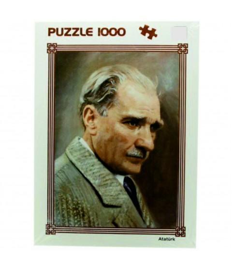 Atatürk Puzzle Baskı ( 1000 )