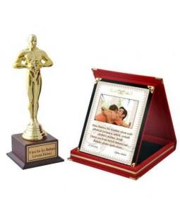Yılın En İyi Babası Oscar Ödülü ve Başarı Plaketi