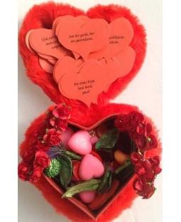Sevgiliye Doğum Günü Hediyesi Romantik Aşk Kutusu