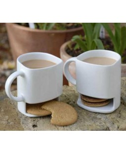 Biscuit Mug  - Bisküvi Kupası