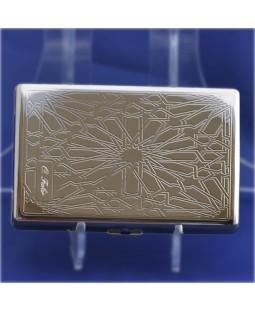 İsme Özel Çelik Sigara Tabakası bms393 - Yeni Model
