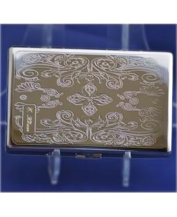 İsme Özel Çelik Sigara Tabakası bms395 - Yeni Model