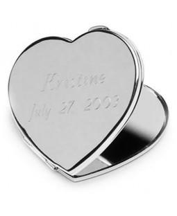 İsim veya Mesaj Işlenebilen Kalp Ayna